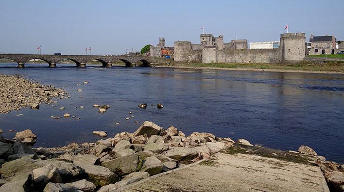 Limerick-King-Johns-Castle
