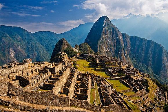 Machu-Picchu-Perú