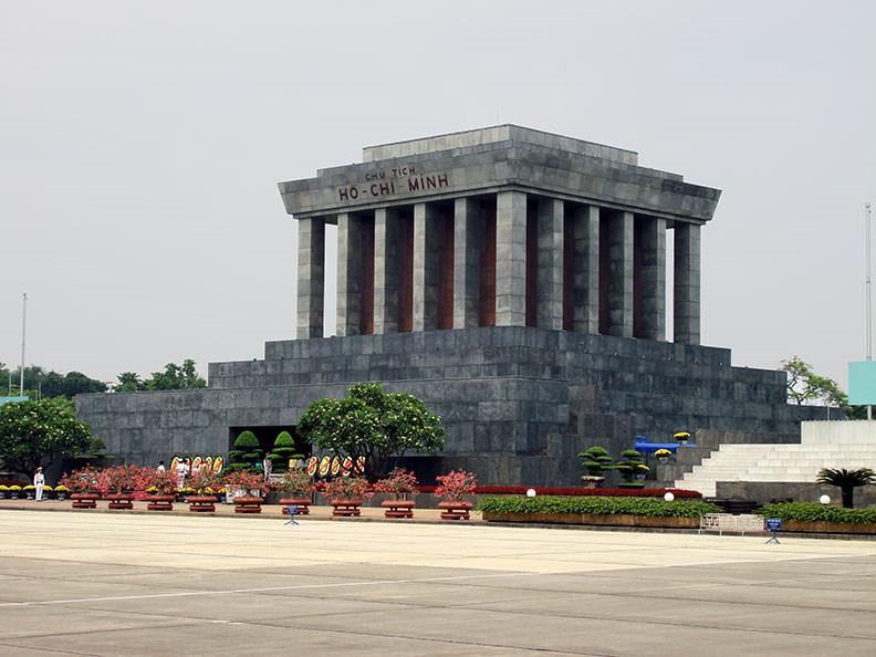 Mausoleo de Ho Chi Minh