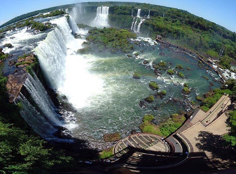 Parque Nacional Iguazú Argentina