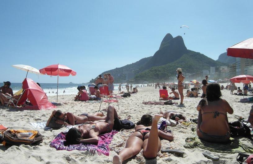 praia de copa cabana