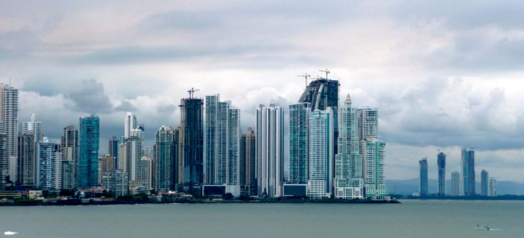 skyline de panama
