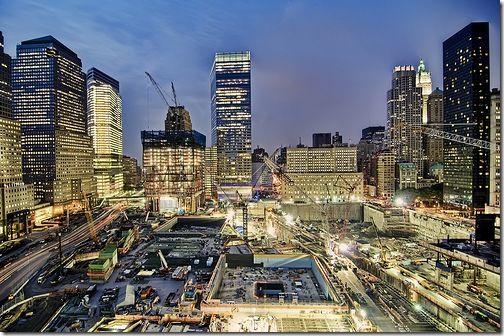 The World Trade Center Site