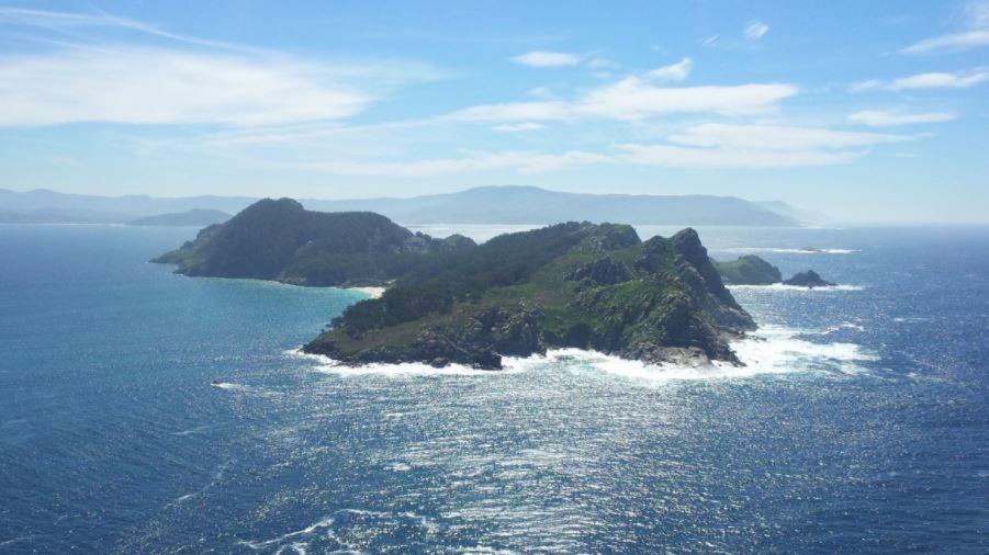 las hermosas islas cies gallegas