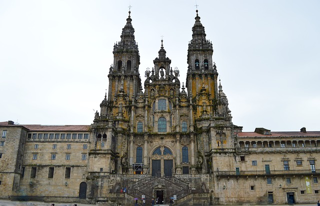 catedral de santiago compostela