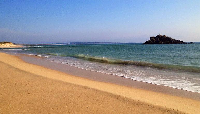 playas de corrubedo