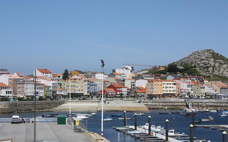 Muxia puerto
