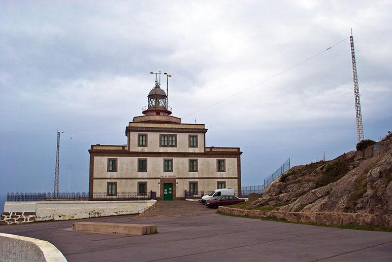 Faro De Finisterra