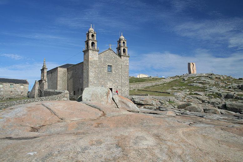 Santuario da Virxen da Barca en muxia
