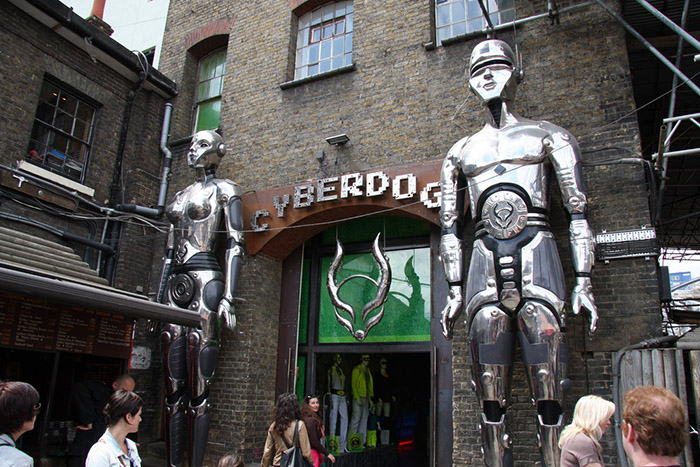 Camden Town cyberdog