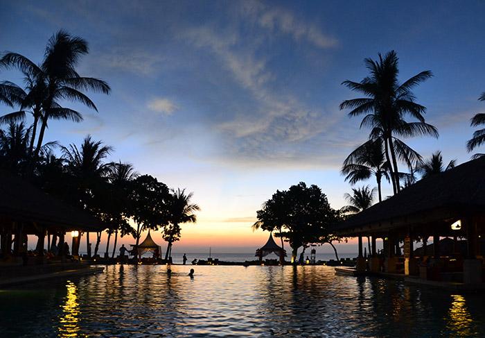Bali lugar romantico