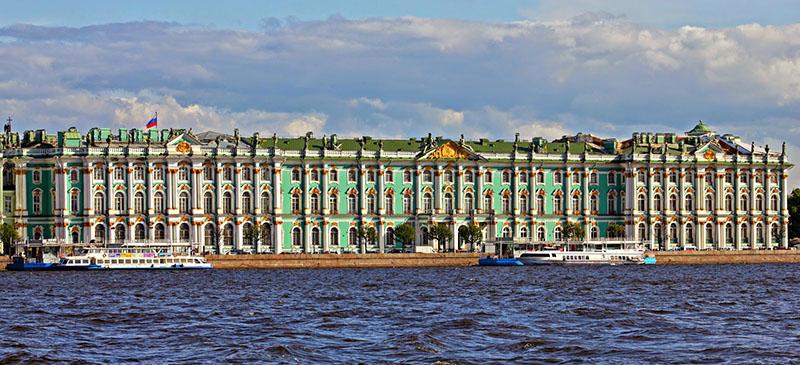 «El Palacio de Invierno»