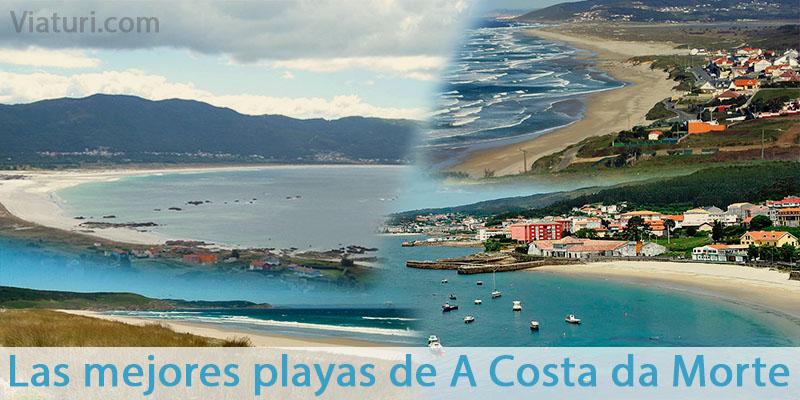 Las mejores playas de A Costa da Morte