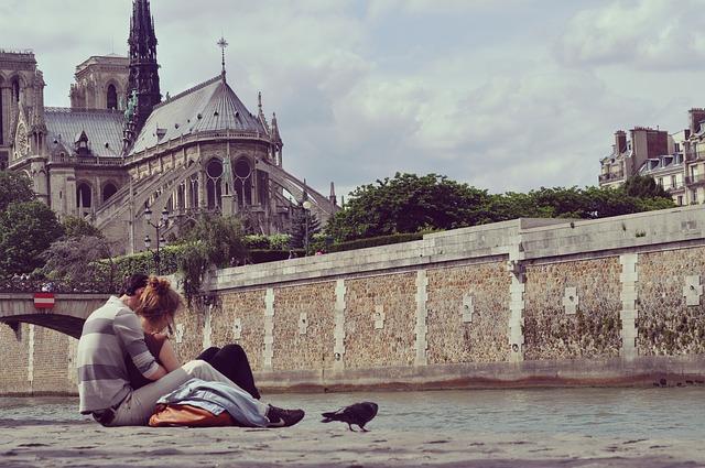 Lugares románticos: París la ciudad del Amor