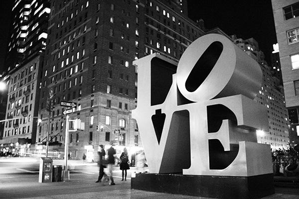Nueva York lugares romanticos