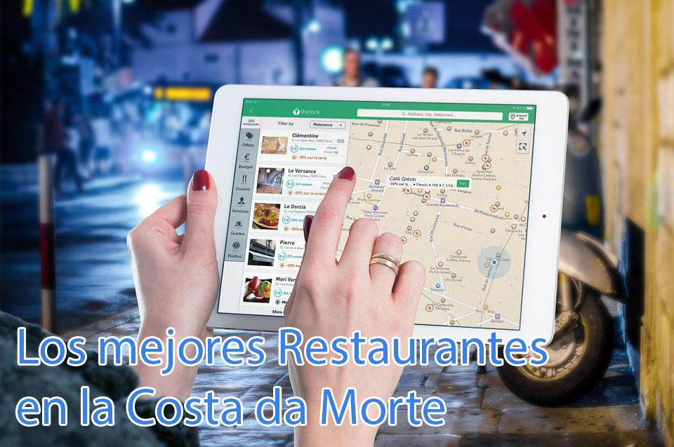 Los mejores Restaurantes en la Costa da Morte