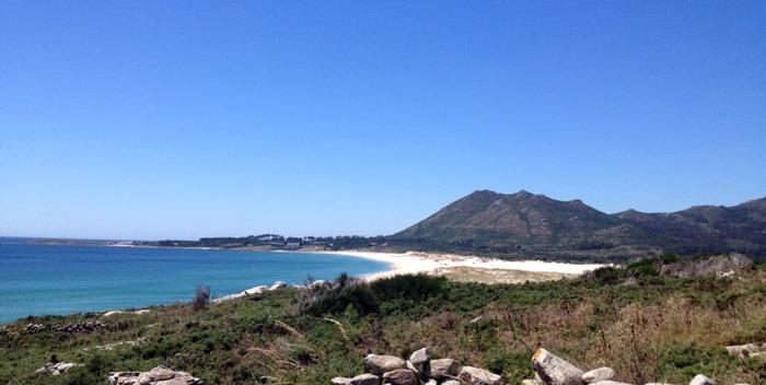 Playa de Area Longa, Muros