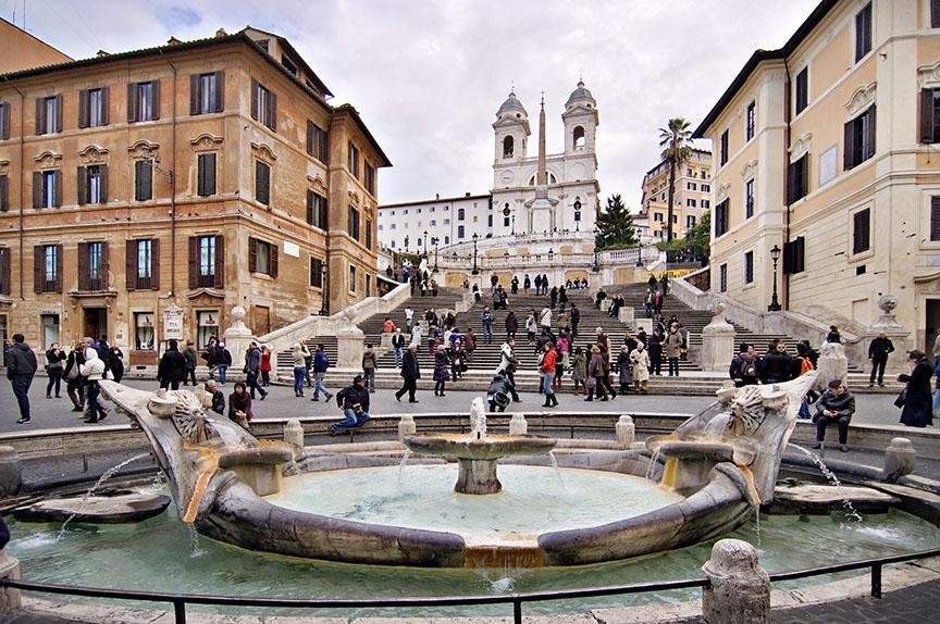 las plazas mas famosas de el mundo roma espana