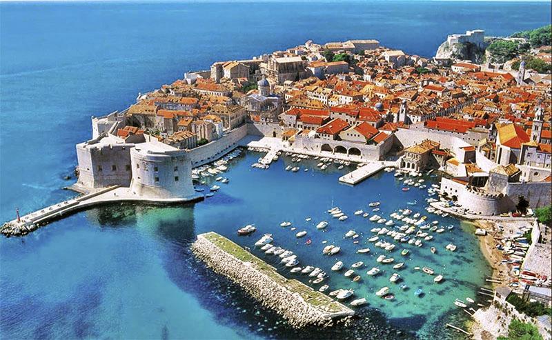 De crucero por el mar Adriático