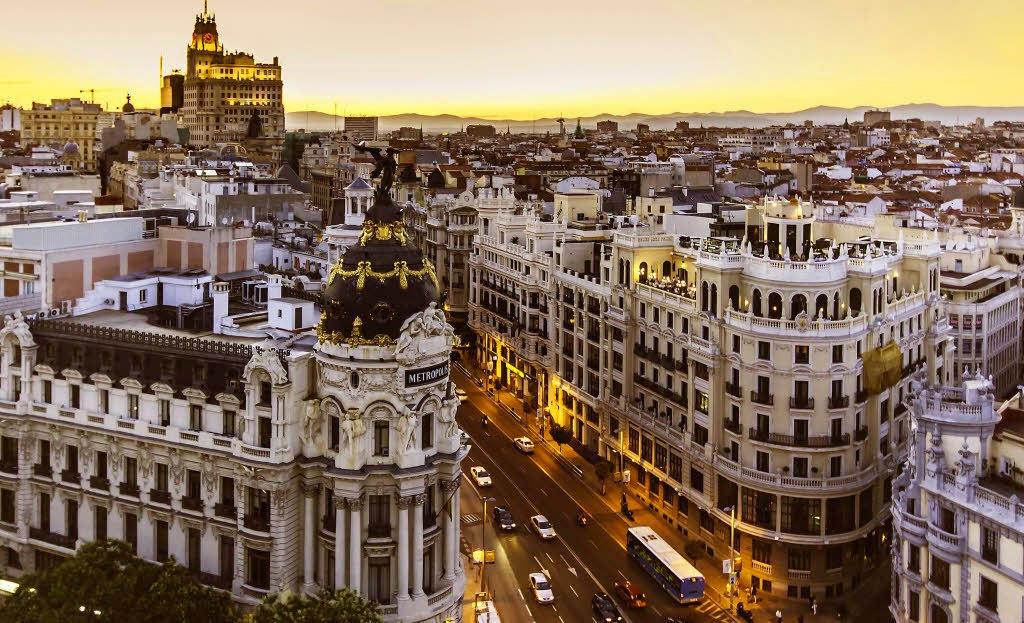 Las ciudades mas bonitas de España