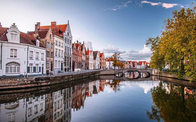 Brujas un paraiso en el continente europeo