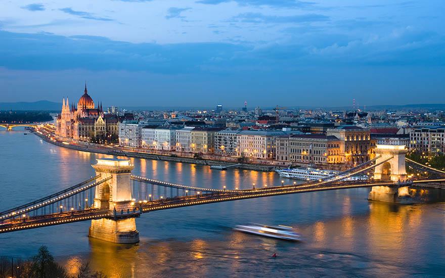 Budapest una ciudad preciosa