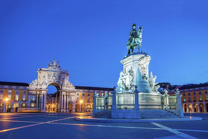 Lisboa descubre portugal en europa