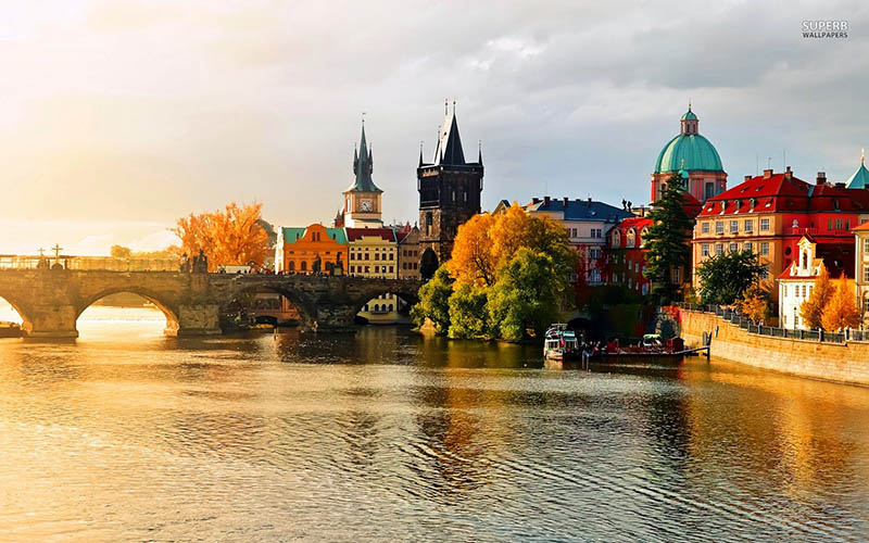 Praga preciosa urbe