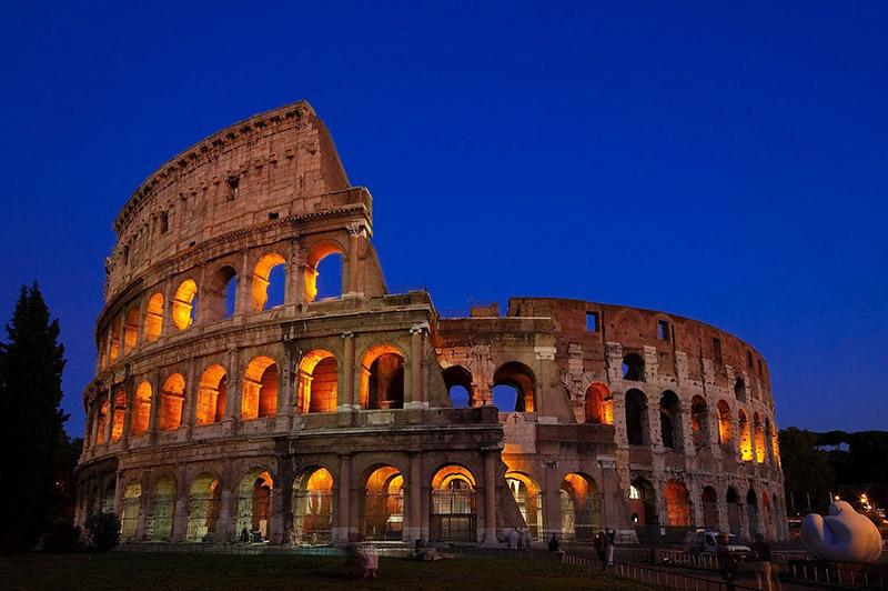 Roma una de las ciudades mas visitadas de europa