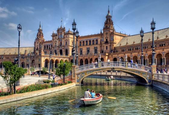 Sevilla hermosa ciudad