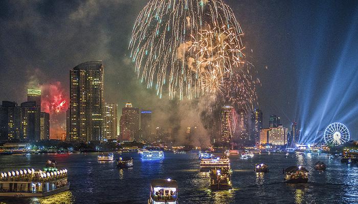 Bangkok la ciudad mas visita del mundo