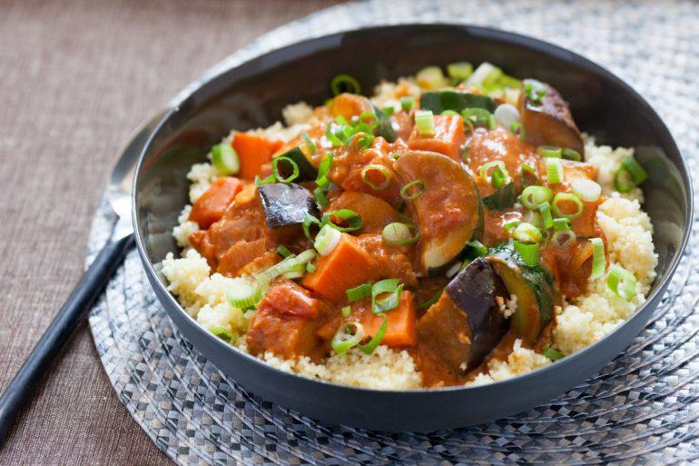 Maafe comida típica africana