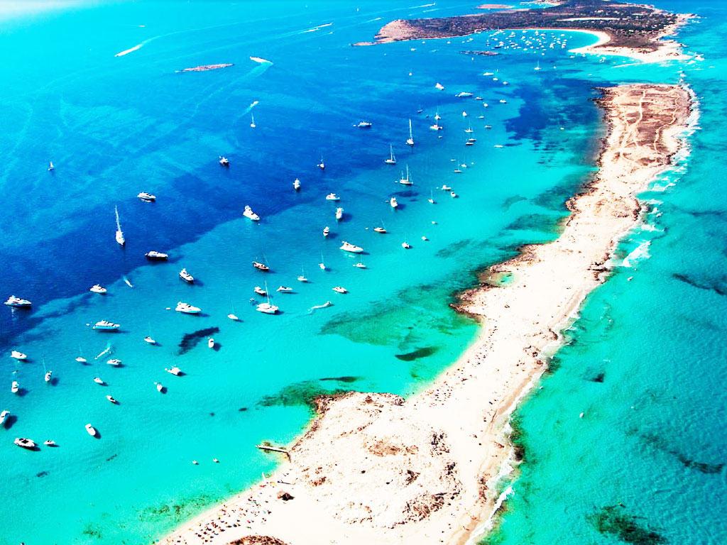 Playa de Ses Illetes mejores playa espana