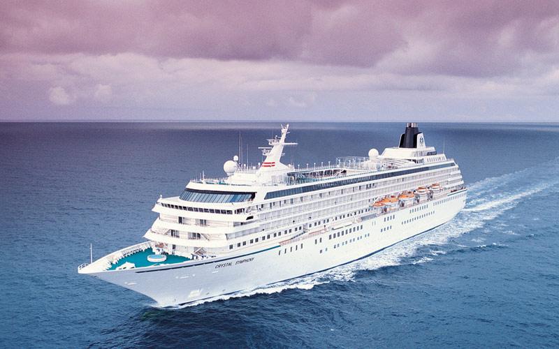 crystal symphony crucero por los fiordos noruegos