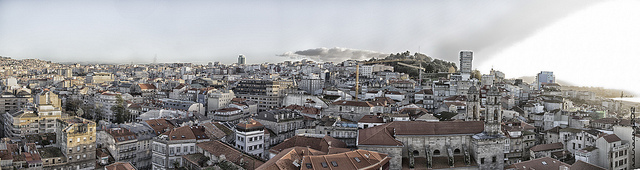 fotografias de vigo en galicia