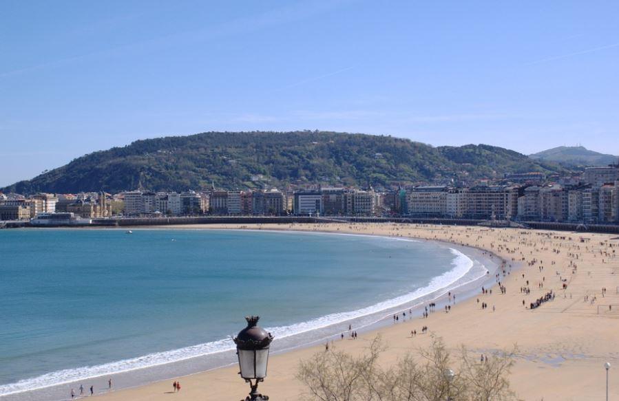 playa de la concha mejor de espana