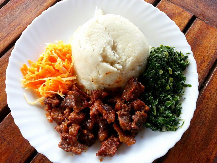 ugali cocina gastronomica de africa