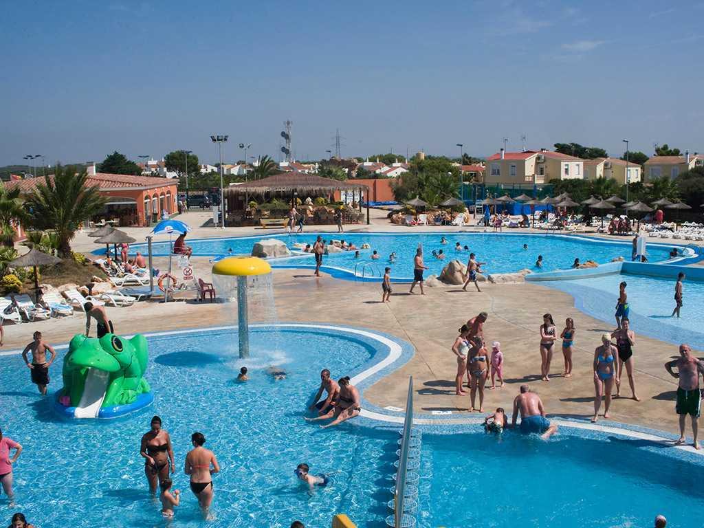 AquaRock Cala n Bosch en Menorca