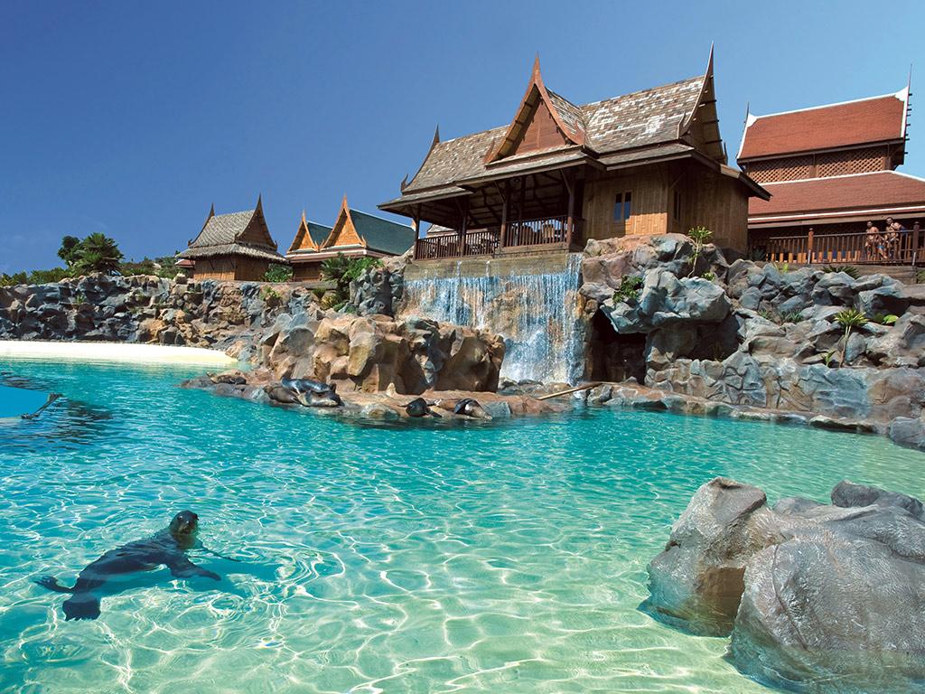 mejores parques acuaticos espana