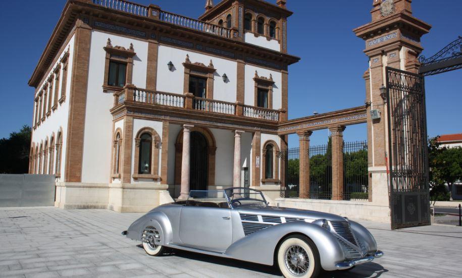 museo automovil malaga