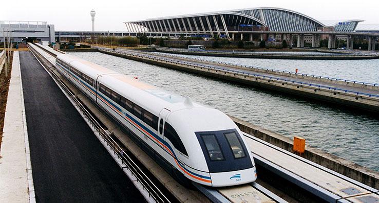 tren mas rapido mundo viajes asia