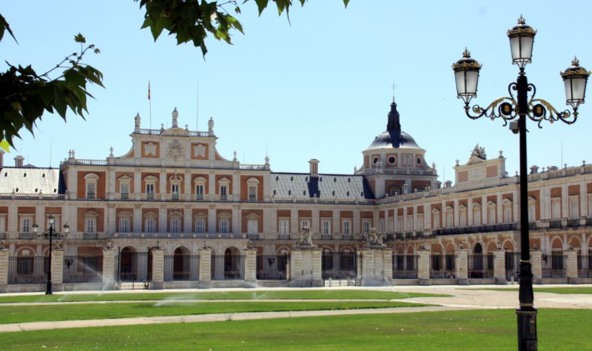 pueblos de madrid para visitar Aranjuez