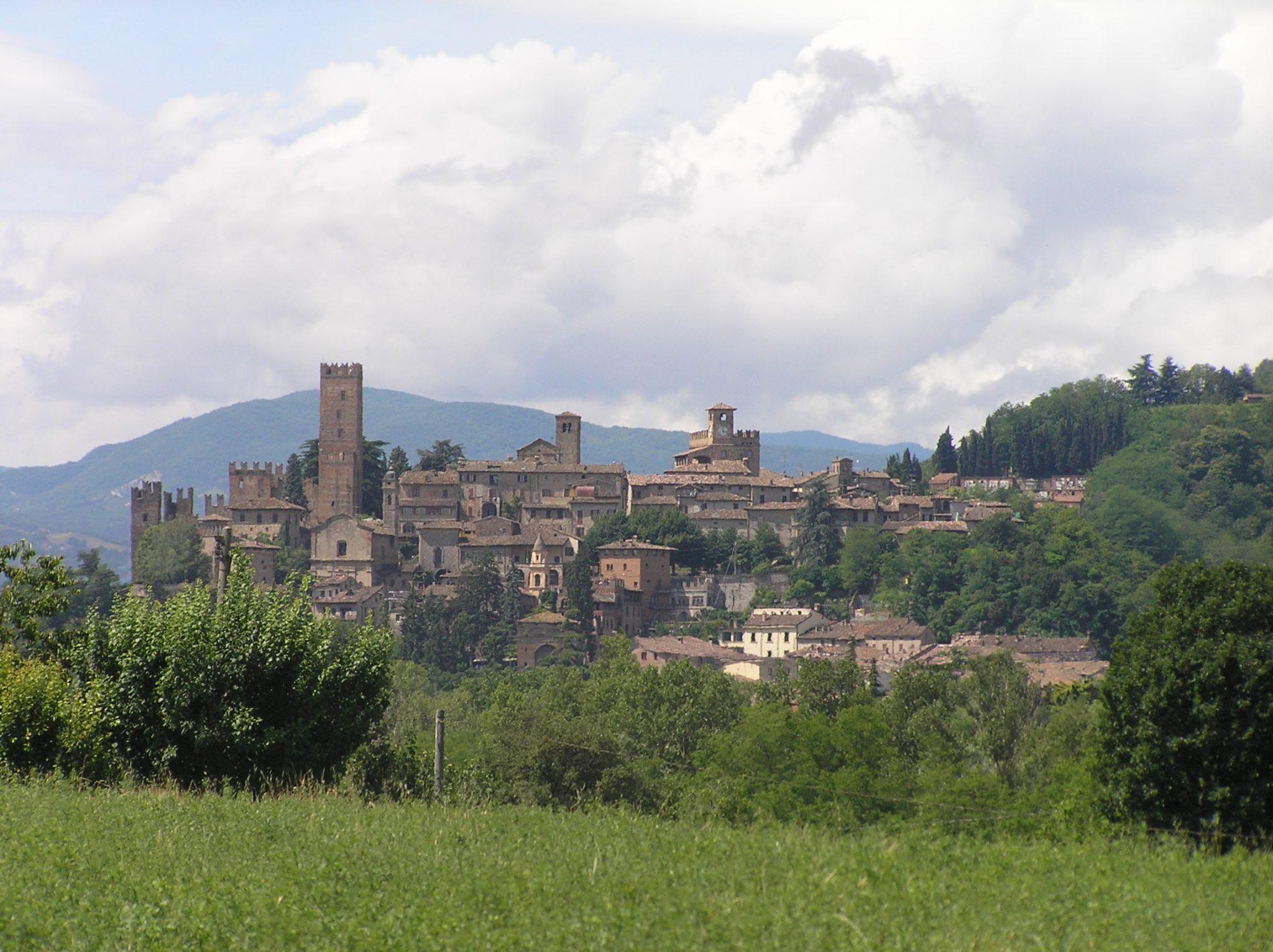 Castell'Arquato pueblos pequeños de italia