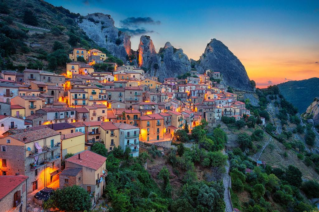 Castelmezzano los mejores pueblos de italia