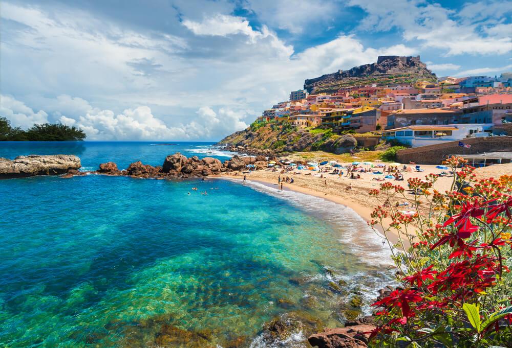 Castelsardo italia lugares bonitos