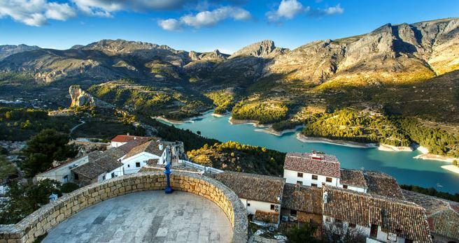 Pueblos con encanto Guadalest