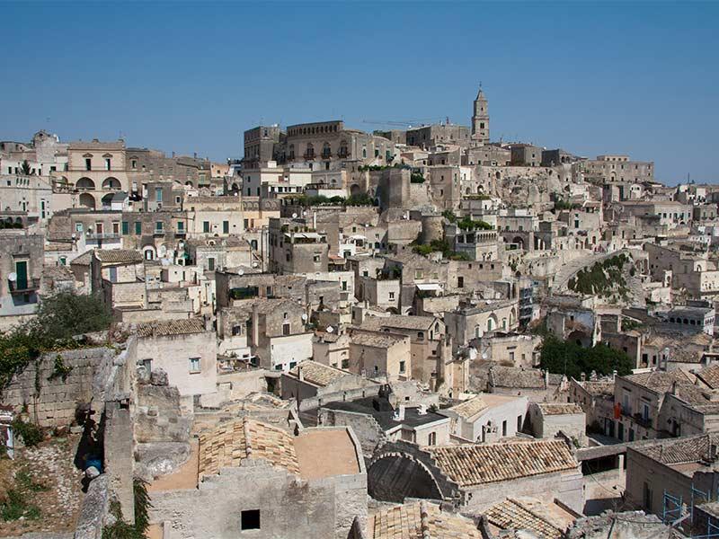 Matera lugares de italia con encanto