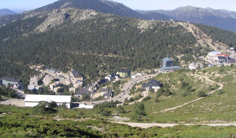los pueblos mas bonitos de madrid Navacerrada