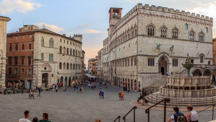 Perugia ciudades que ver en italia