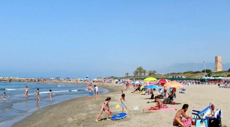 Playa Cabopino marbella